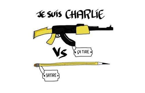 Nous sommes tous CHARLIE : des caricaturistes répondent