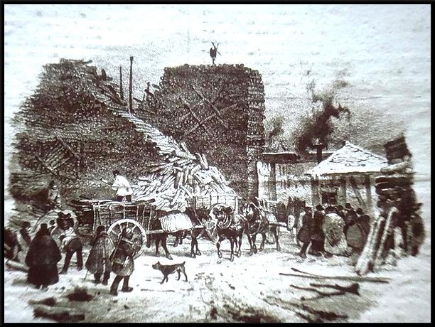 La place de la Seine dans la sidérurgie et le flottage du bois dans le Châtillonnais d'autrefois, une conférence de François Poillotte