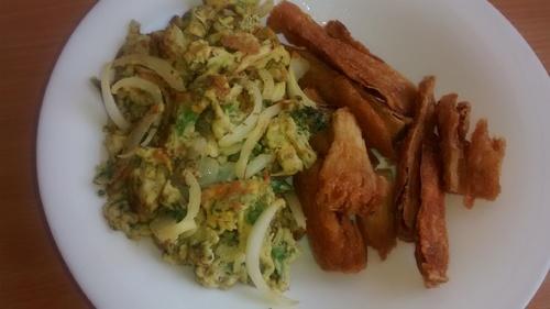 Astuces culinaires du mois: manioc-oeuf pala pala_la cuisinette de laurette