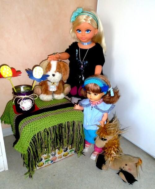 Une petite life de poupée