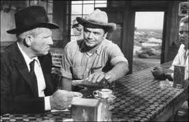 Un Homme est passé - John Sturges (1955)