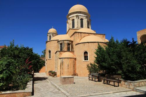 11 Monastère d'Agia Triada