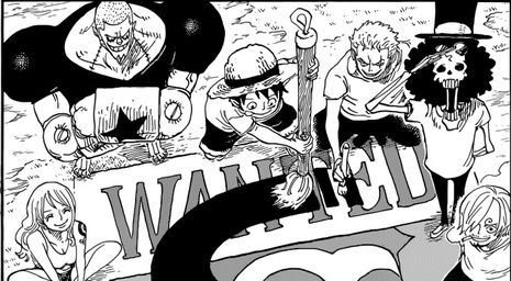 One Piece Chaptire 839 en Version Française