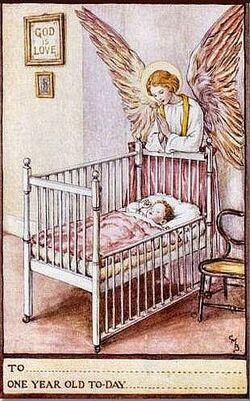 La protection des enfants purs