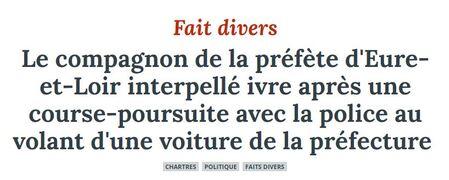 Préfète d'Eure et Loir