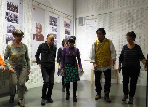 Reportage en photos et vidéos sur la journée d'information sur la culture tibétaine
