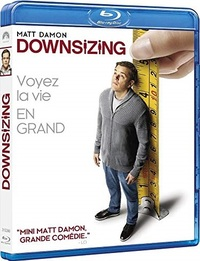 [Test Blu-ray] Downsizing
