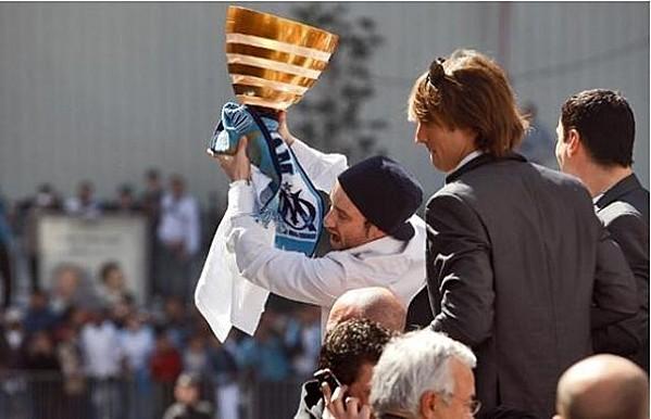 2 -OM la coupe gagnée 29 mars 10