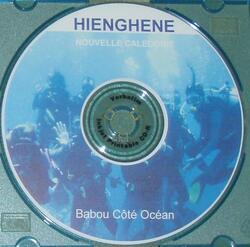Le CD de Babou Côté Océan - Plongée à Hienghène - Nouvelle Calédonie