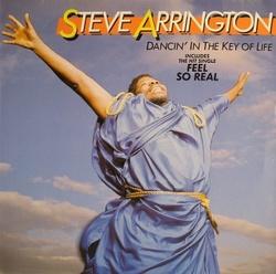 Steve Arrington - Dancin' In The Key Of Life - Complete LP