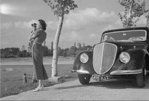 L'automobile et la photographie
