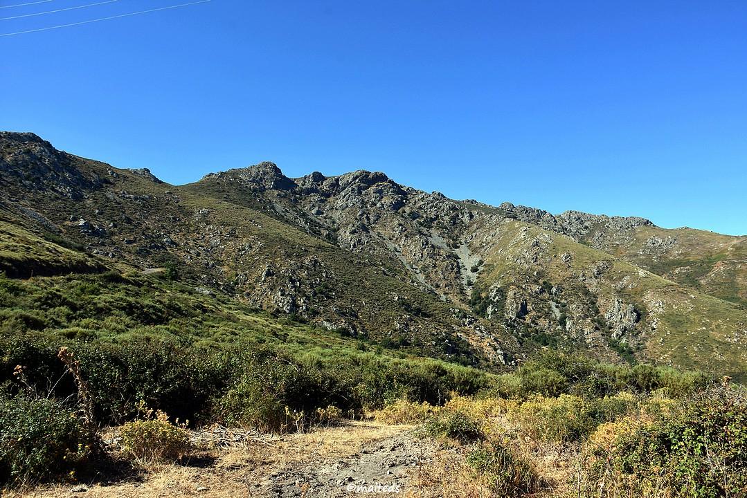 Col de Battaglia - Corse