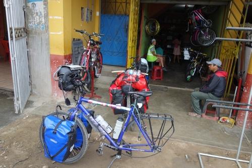 Le Perou à vélo