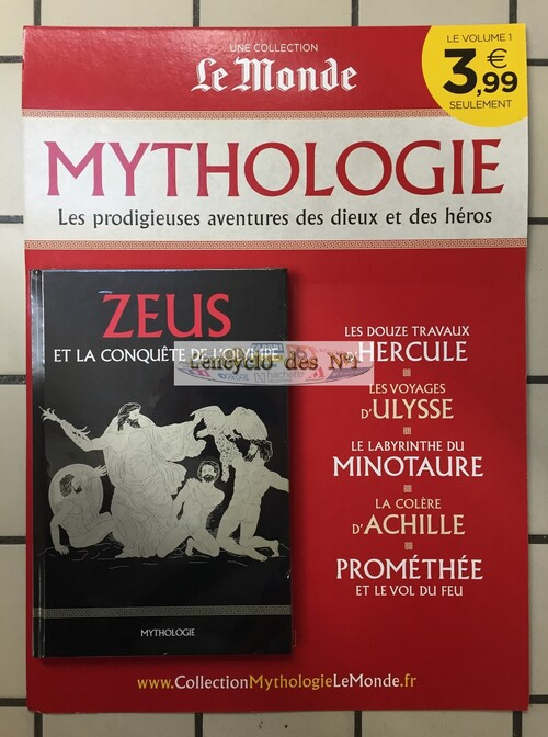 N° 1 Mythologie - Lancement