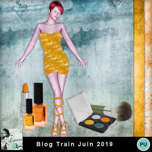 Blog Train My Memories juin 2019