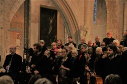 Ensemble vocal Concert Vivaldi