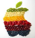 Les fruits colors ... ! miam !