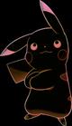 Pikachu avec inversion de valeur
