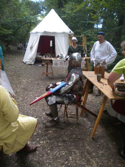 Suite de la fête médiévale