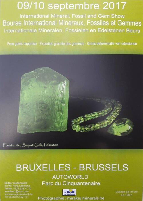 Bourse de Bruxelles 2017
