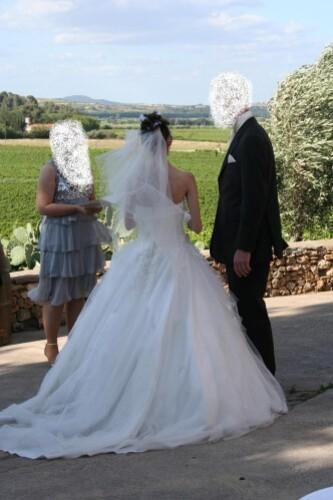 Mariage Vivi et Lhom