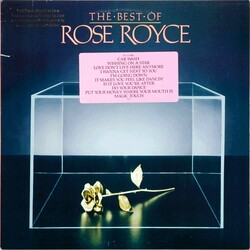 Rose Royce - The Best Of - Complete LP