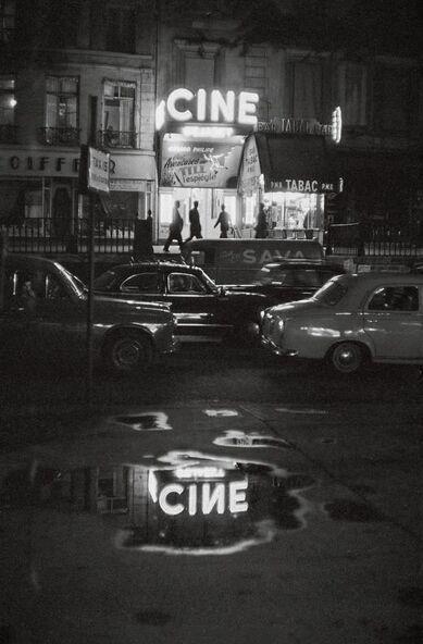 01- Ambiance urbaine - à Paris