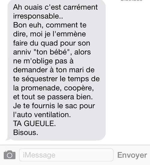 SMS de Mères #9