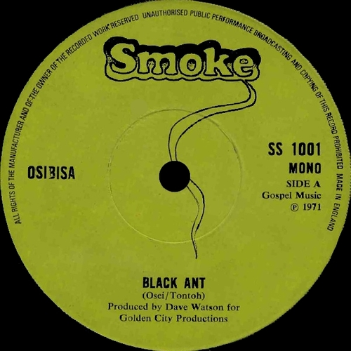 "1971 : Album "" Osibisa "" MCA Records MAPS 4740 [ UK ]"