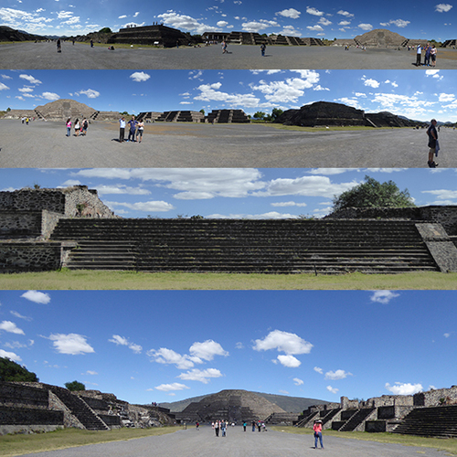 TEOTIHUACAN OUVRE-TOI - 5