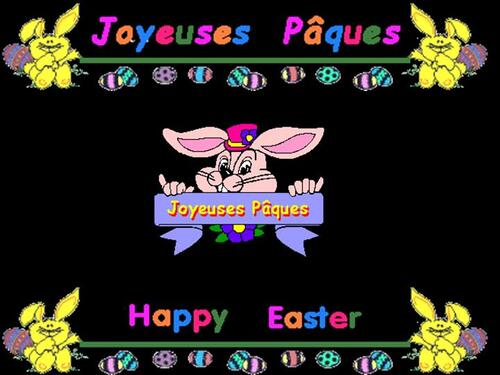 PPS MES CREATIONS joyeuses paques