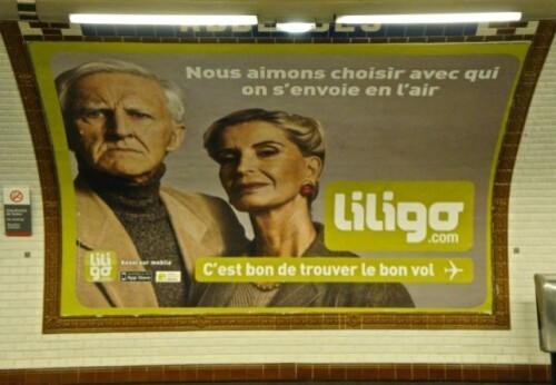 affiche Liligo humour 4966