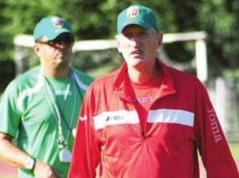 LIEWIG Patrick l'entraineur