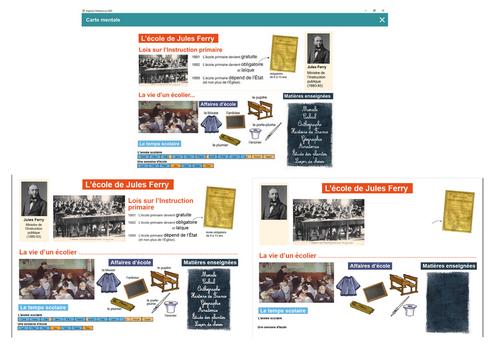 Explorer l'histoire au CM2 de Loustics par Génération 5