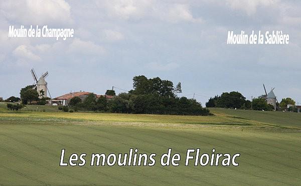les moulins de Floirac