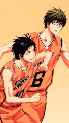 [RE-POST] Kuroko no basket S1 / S2 / S3