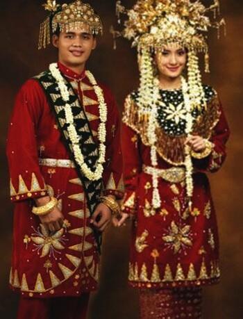 M 93 (INDONESIE - MARIAGE BETAWI)