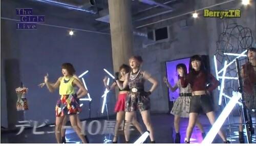 Screenshots- The Girls Live