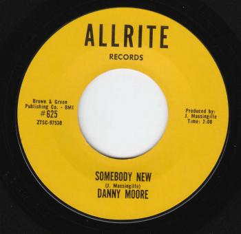 Danny Moore - Somebody New