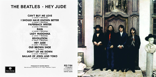 The Beatles (suite) : Hey Jude - Dr Ebbets (1979)