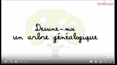 Faire de la généalogie avec les enfants