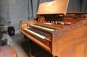 Journée découverte de l'orgue avec Thomas Lacôte