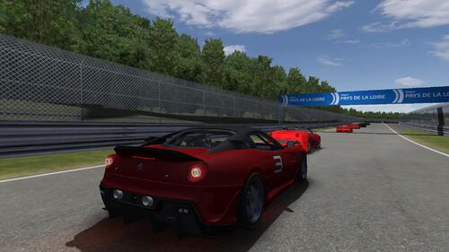 ferrari 599 gto  V12