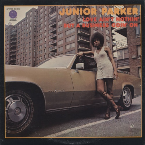 Junior Parker : Love Ain't Nothin' But A Business Goin' On