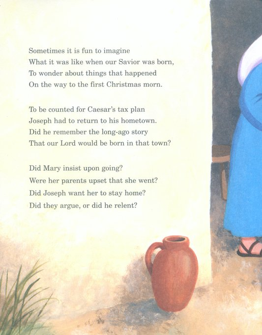 Arch Books Bible Stories: When Jesus Was Born