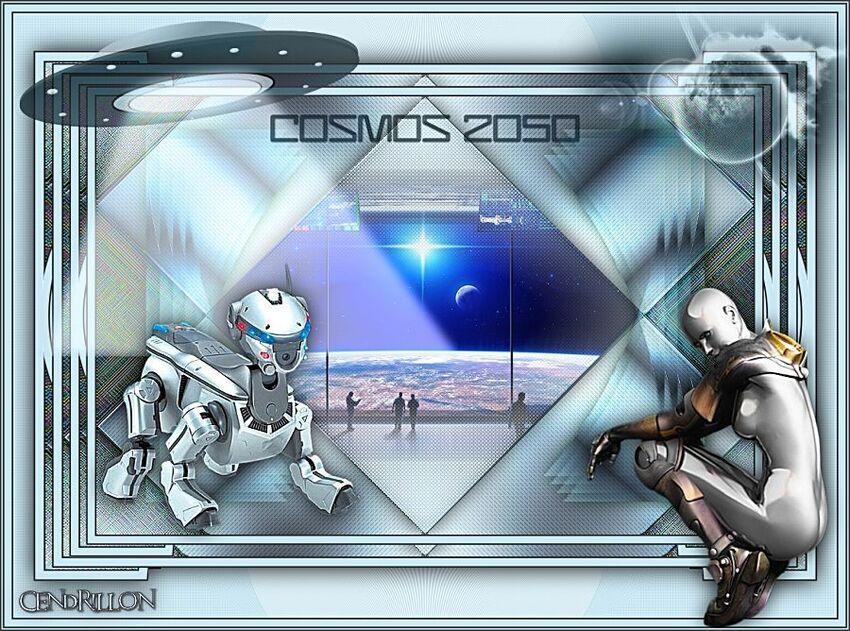 Cosmos 2050 - Jacaute