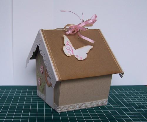 Une petite maison / mini-album