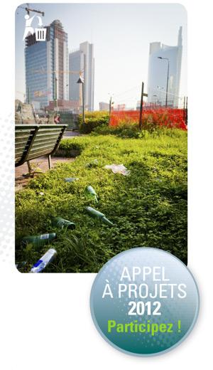 Appel à projets - Propreté Publique & déchets sauvages