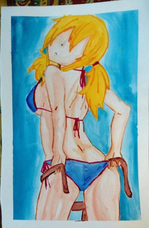 Lucy Heartfilia~ Encre