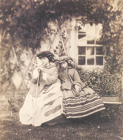 Victoria, Princess Royal and The Princess Alice in Osborn, 1857: